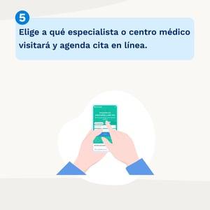 Agenda en línea para consultas médicas