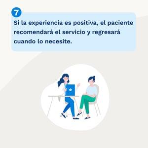 Recomendaciones de pacientes en internet