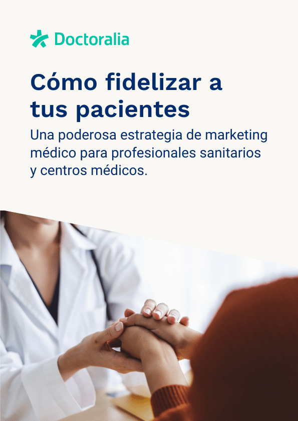 Ebook - Fidelización de pacientes