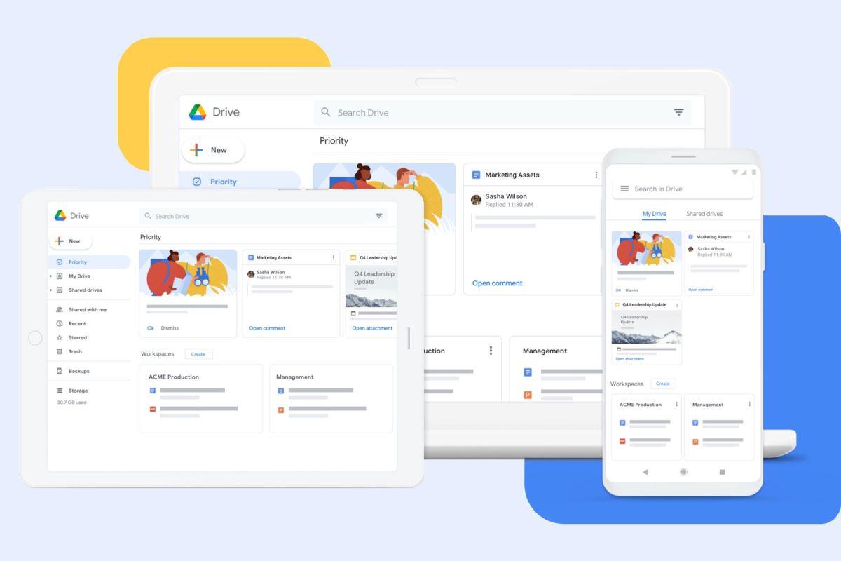 Google Drive es una buena opción para gestión de clínicas aunque con algunos limitantes