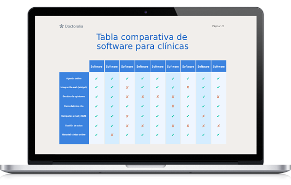 agenda doctoralia software