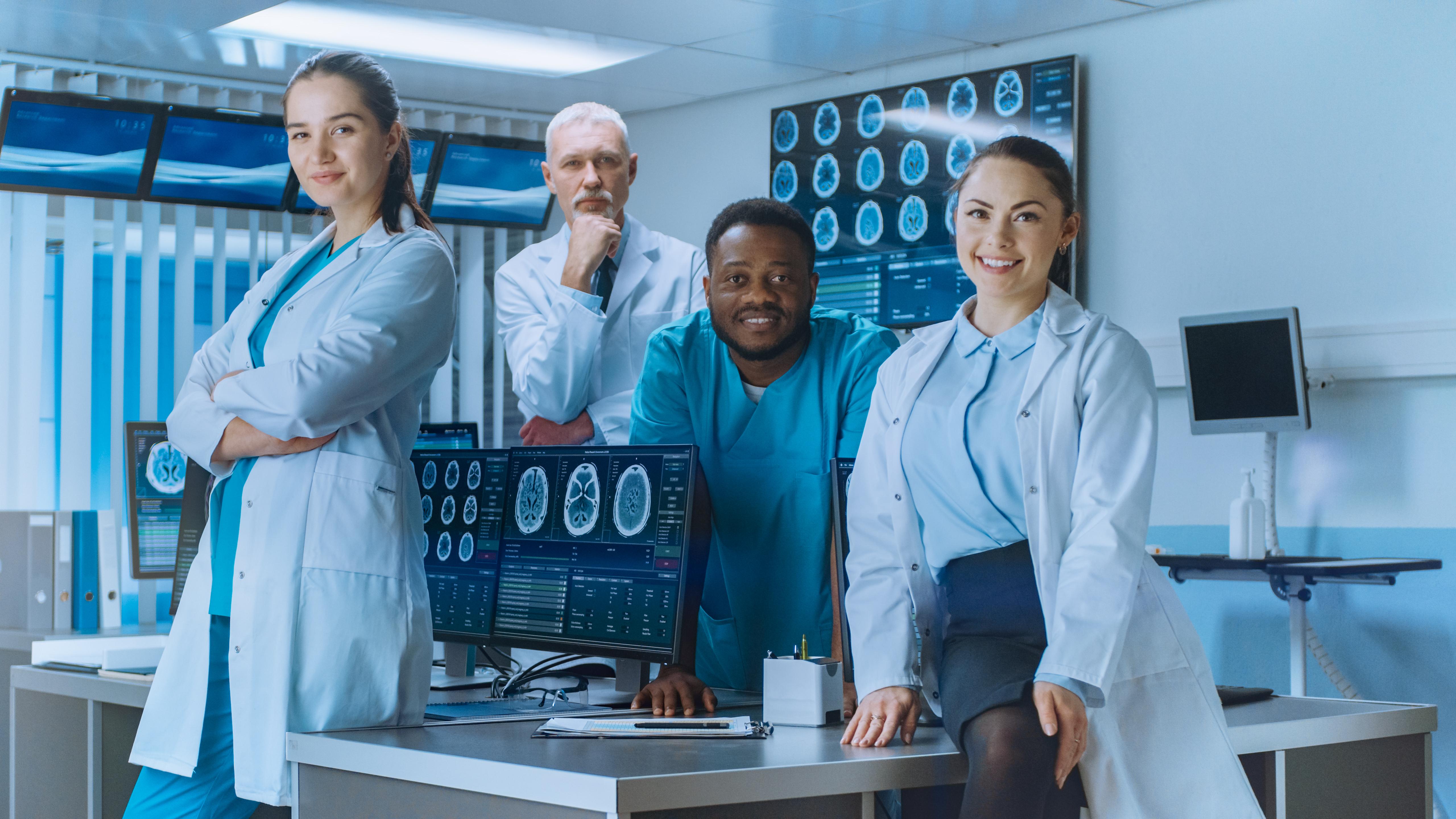 Tecnología en la industria salud: creada para las personas